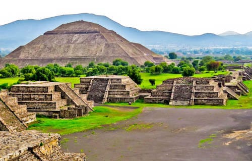 Day Trip to Teotihuacan from Mexico City - Pyramid of the Sun