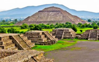 Day Trip to Teotihuacan from Mexico City