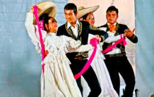 Mexican Folkloric dance, Jarabe Tapatio