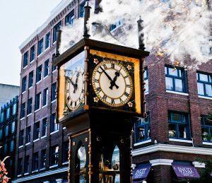 Gastown Steam Clock - Vancouver Landmarks