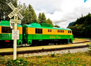 White Pass Train, Skagway