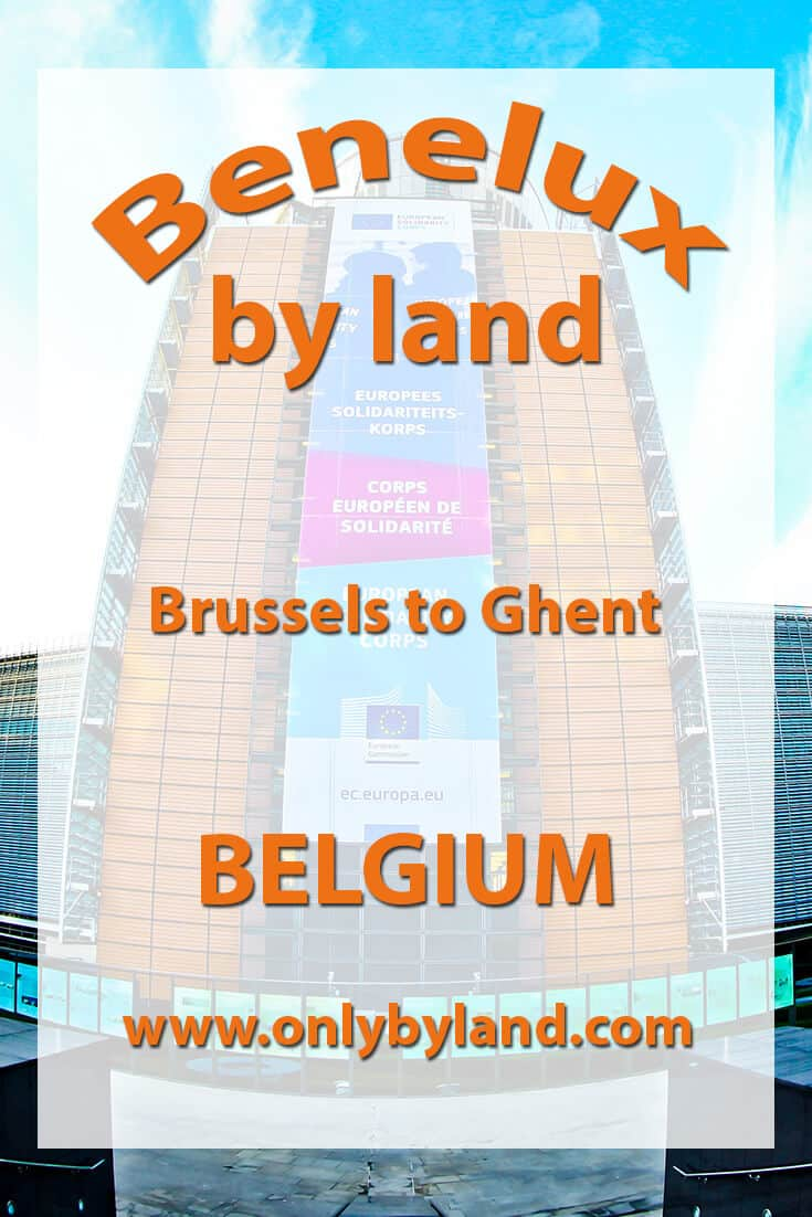 Brussels to Ghent