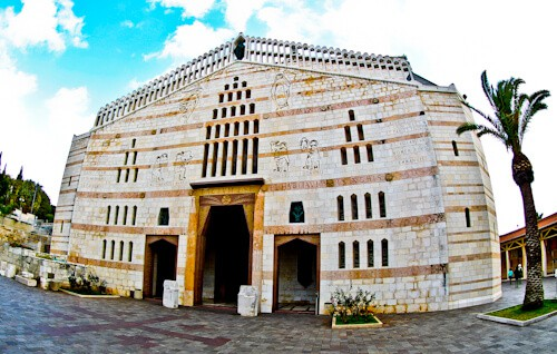Things to do in Nazareth Israel - Basilica of the Annunciation