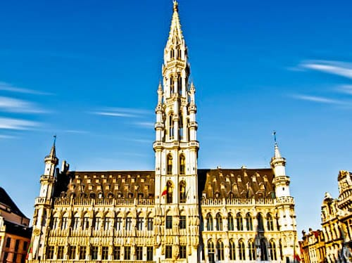 Things to do in Brussels - Town Hall