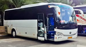 Bus from Ramallah to Bethlehem, 1 hour