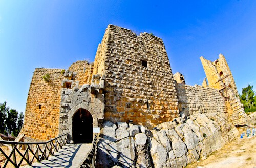 Things to do in Madaba Jordan + Day Trips - Qasr Azraq Desert Castle