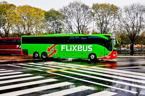 bus from luxembourg to brussels - flixbus