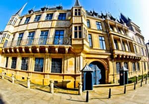 Things to do in Luxembourg - Grand Ducal Palace