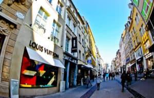 Grand Rue, Luxembourg