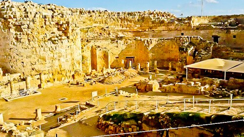 Things to do in Bethlehem Palestine, Herodium