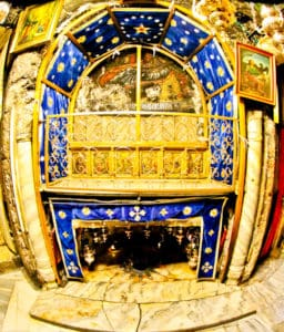 Birthplace of Jesus, Church of the Nativity, Bethlehem