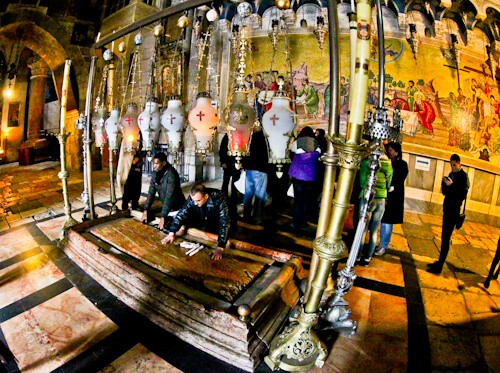 Things to do in Jerusalem - Church of the Holy Sepulchre