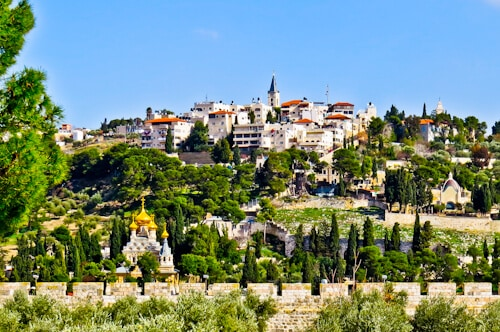 Things to do in Jerusalem - Mount of Olives