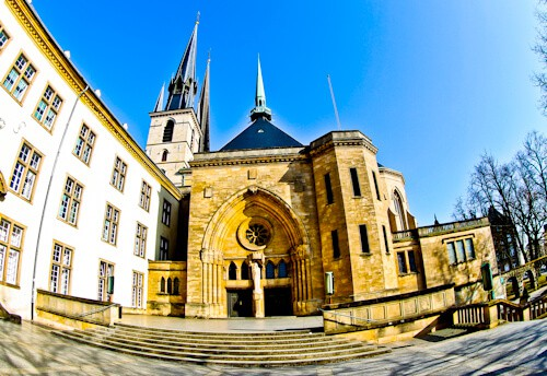 Things to do in Luxembourg - Notre-Dame Cathedral