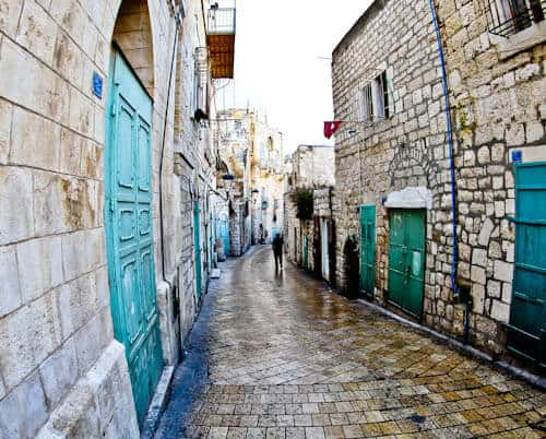 Things to do in Bethlehem Palestine - Old Town of Bethlehem