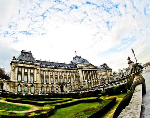 Things to do in Brussels - Royal Palace