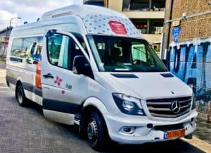 Shuttle service from Nazareth to Amman