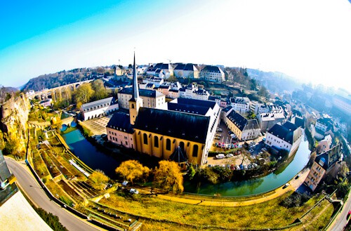 St Paul Church, Luxembourg City