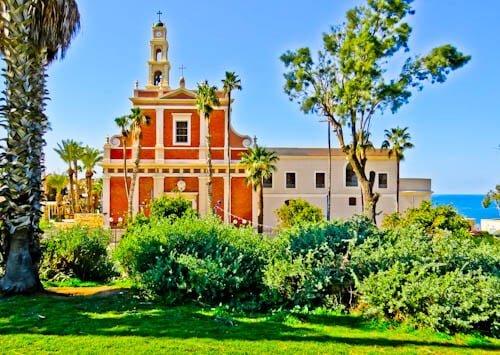 Things to do in Tel Aviv - Israel - St Peter's Church