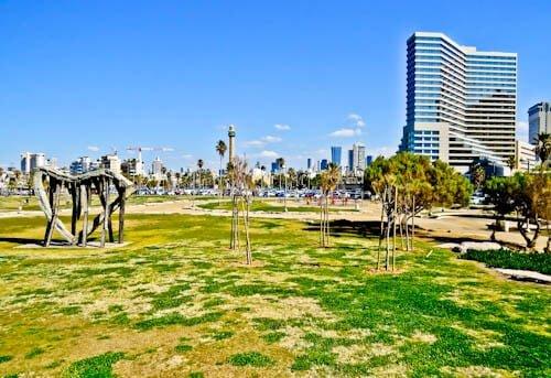 Things to do in Tel Aviv - Israel - Parks in Tel Aviv