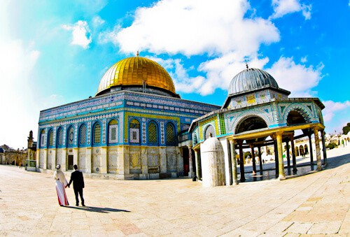 Things to do in Jerusalem - Dome of the Rock, Temple Mount