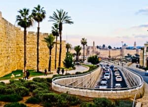 Things to do in Jerusalem - Tower of David and Jaffa Gate