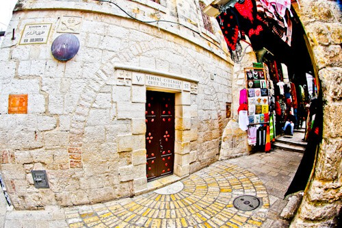 Things to do in Jerusalem - Via Dolorosa, Old City
