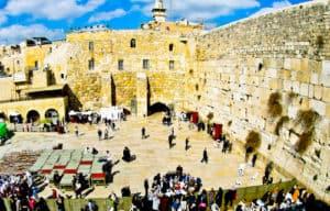 Western Wall / Wailing Wall, Jerusalem