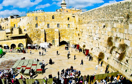 Things to do in Jerusalem - Western Wall / Wailing Wall