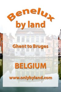 A trip to see the points of interest of Ghent including Downtown Ghent, Korenmarkt, City Square, Canals, Gravensteen, Saint Bavo's Cathedral, Belfry of Ghent, Saint Nicholas' Church, Saint Michael's Church, Blandijnberg before taking the train to Bruges.