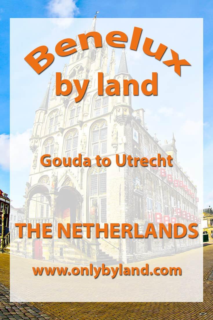 Gouda to Utrecht