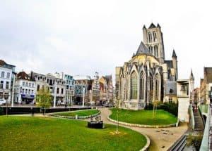 Things to do in Ghent - Saint Nicholas' Church