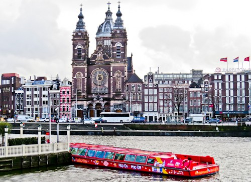 Amsterdam Photography - Church of Saint Nicholas