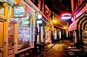 Coffee Shops, Amsterdam