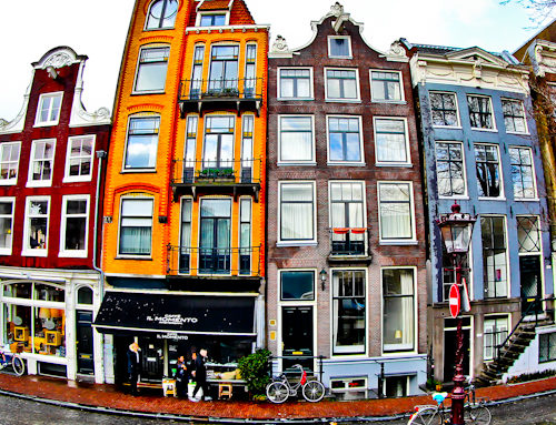 Amsterdam – Benelux by Land