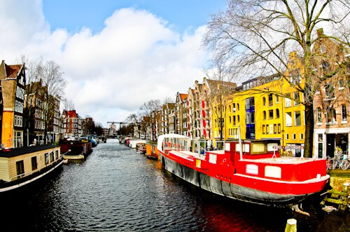 Amsterdam Photography - Canals