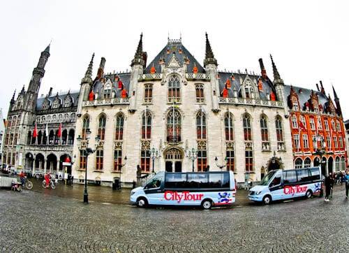 Things to do Bruges - Provinciaal Hof