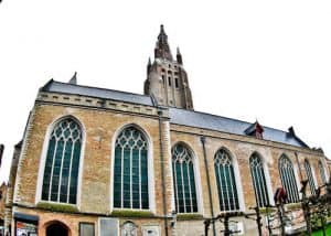 Things to do in Bruges - Church of Our Lady Bruges