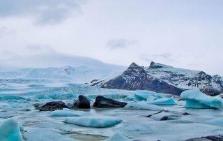 Fjallsarlon Glacier Lagoon + Road Trip to Skogafoss