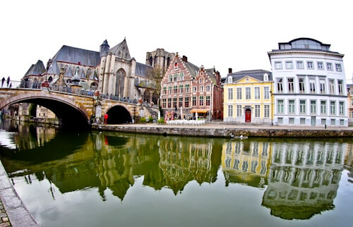 Things to do in Ghent - Sint-Michielskerk