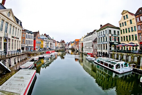 Things to do in Ghent - Belgium