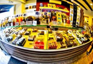 Belgian chocolate, Bruges, Belgium