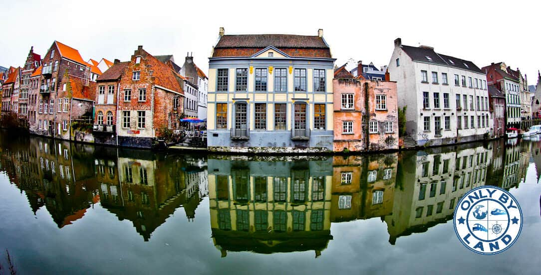 Things to do in Ghent