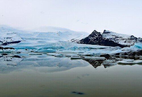 Fjallsárlón Glacier, Iceland