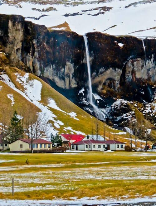 Foss á Síðu (Foss a Sidu), Iceland