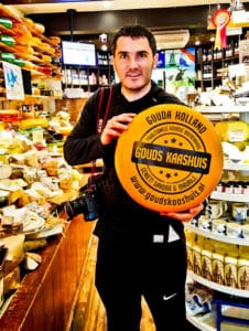 Gouda cheese, Gouda, The Netherlands