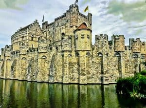 Things to do in Ghent - Gravensteen