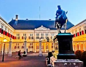 Things to do in The Hague - Noordeinde Palace