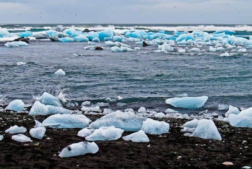 Jokulsarlon Glacier Lagoon - Diamond Beach