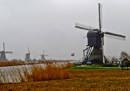 Things to do in Rotterdam - Kinderdijk, Netherlands